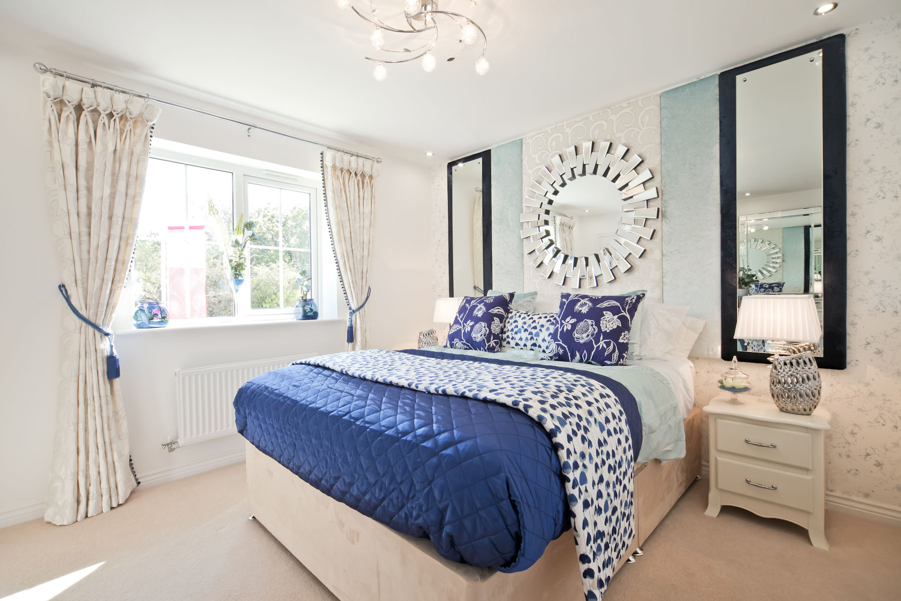 Shelford Master bedroom